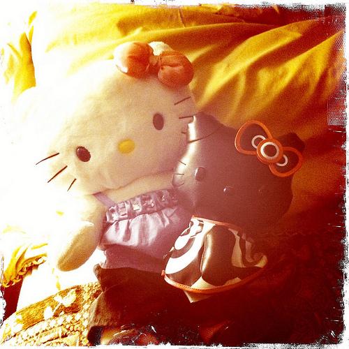 Hello Kitty lover at heart