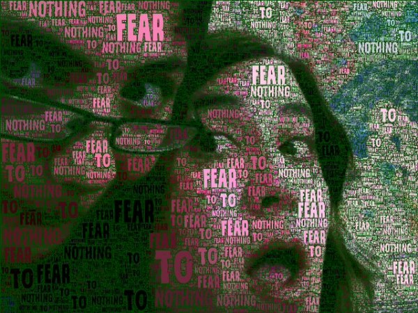 Sam and I have nothing to fear!