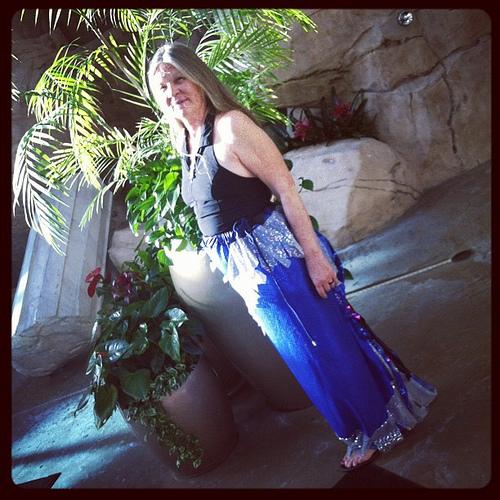 Mermaid Pam