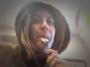 still stealing spoonfuls