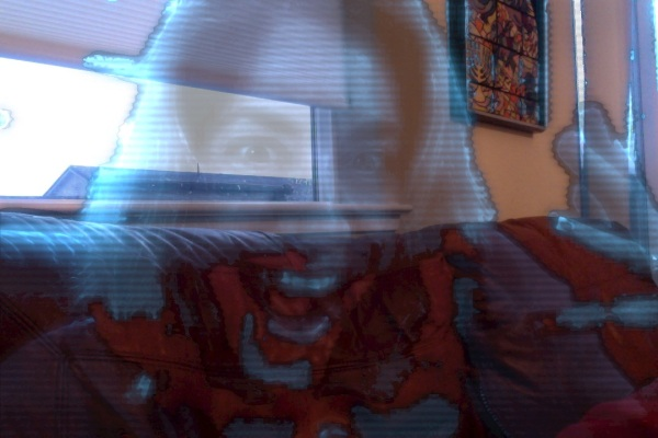 Look! I'm a hologram. Just a figment of your imagination