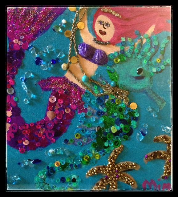 mermaid rodeo.