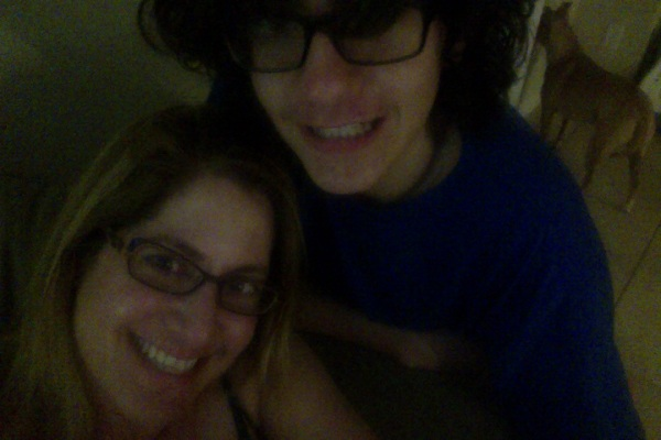 Sammy and me