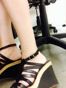 buh bye sandals