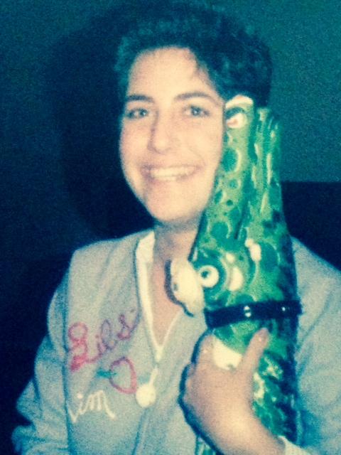 me circa 1985